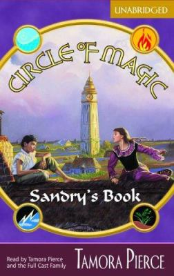 Cover image for Sandry's book