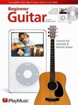 Cover image for IPlayMusic : Beginner guitar lessons. Level 1