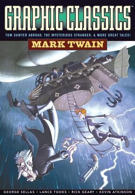 Cover image for Mark Twain.