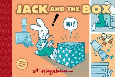 Cover image for Jack and the box