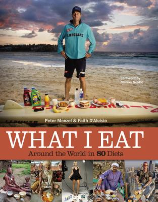 Cover image for What I eat : around the world in 80 diets