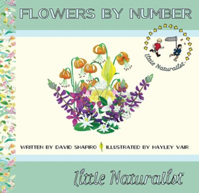 Cover image for Flowers by number