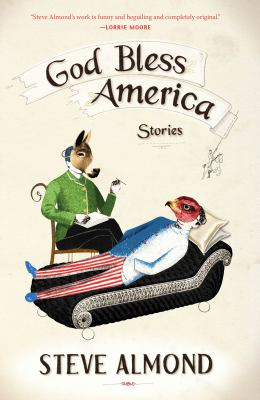 Cover image for God bless America : stories