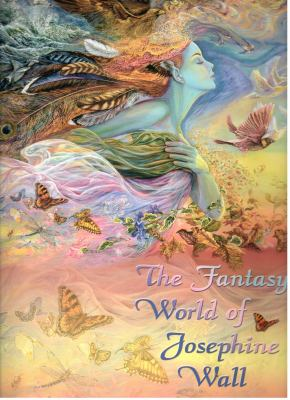 Cover image for The fantasy world of Josephine Wall