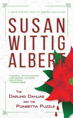 Cover image for The Darling Dahlias and the poinsettia puzzle