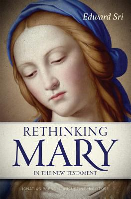 Cover image for Rethinking Mary in the New Testament