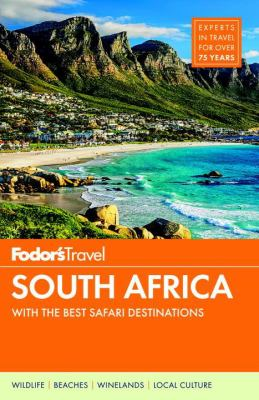 Cover image for Fodor's South Africa