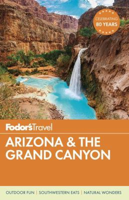 Cover image for Fodor's 2016 Arizona & the Grand Canyon