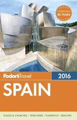 Cover image for Fodor's 2016 Spain