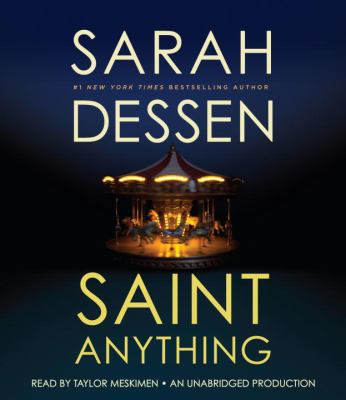 Cover image for Saint Anything