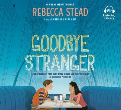 Cover image for Goodbye stranger