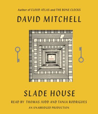 Cover image for Slade House