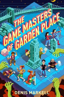 Cover image for The game masters of Garden Place