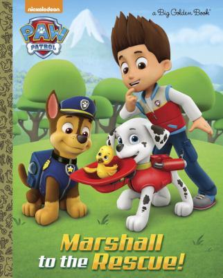 Cover image for Marshall to the rescue!