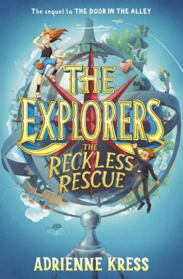 Cover image for The reckless rescue