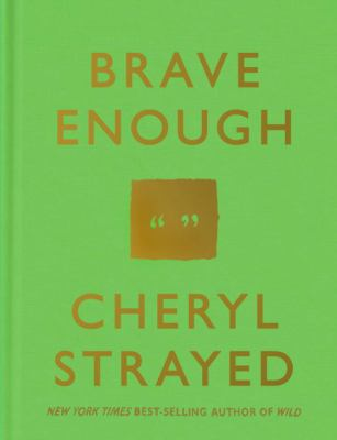 Cover image for Brave enough