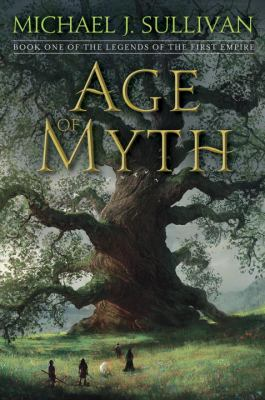 Cover image for Age of myth
