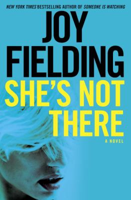 Cover image for She's not there