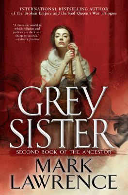 Cover image for Grey sister