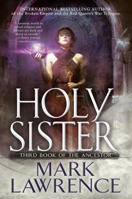 Cover image for Holy sister