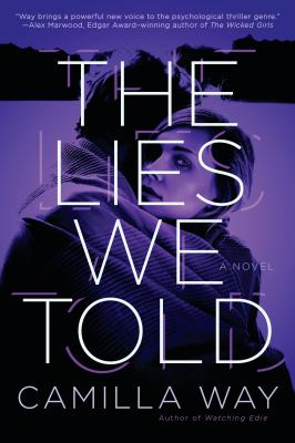 Cover image for The lies we told