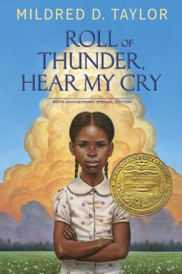Cover image for Roll of thunder, hear my cry