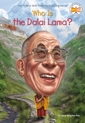Cover image for Who is the Dalai Lama?