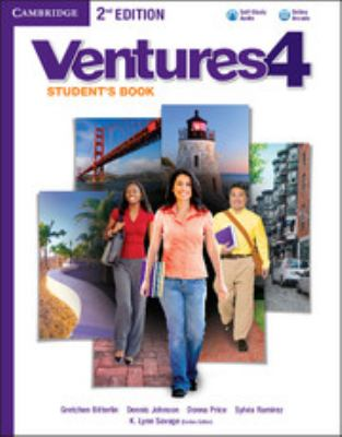 Cover image for Ventures. 4, Student's book