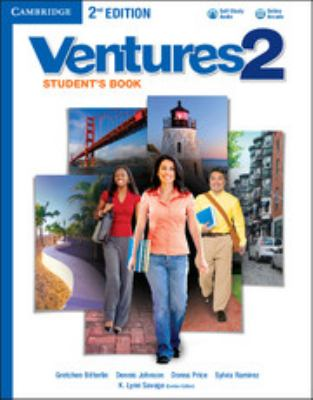 Cover image for Ventures. 2, Student's book