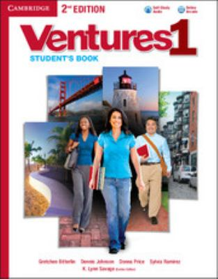 Cover image for Ventures. 1, Student's book