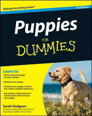Cover image for Puppies For Dummies