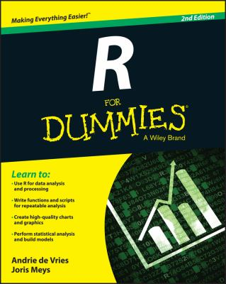 Cover image for R for dummies