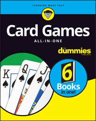 Cover image for Card games all-in-one for dummies