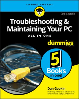 Cover image for Troubleshooting & maintaining your PC all-in-one
