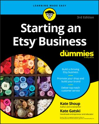 Cover image for Starting an Etsy business