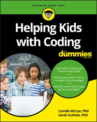 Cover image for Helping kids with coding