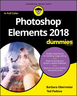 Cover image for Photoshop Elements 2018 for dummies