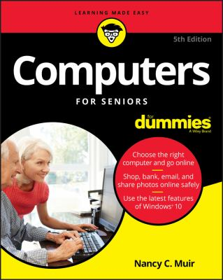 Cover image for Computers for seniors for dummies®