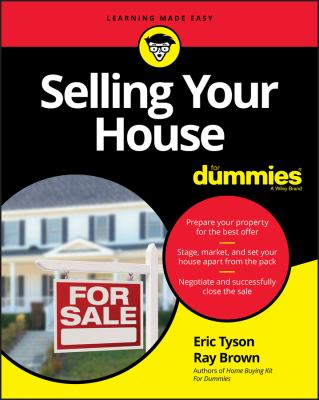 Cover image for Selling your house for dummies