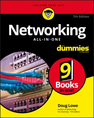 Cover image for Networking all-in-one for dummies