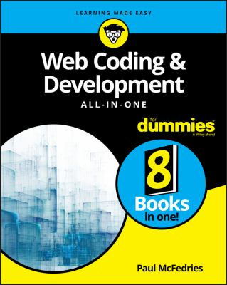 Cover image for Web coding & development all-in-one