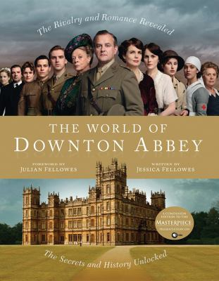 Cover image for The world of Downton Abbey