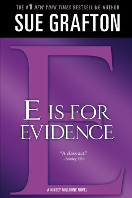Cover image for E is for evidence