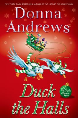Cover image for Duck the halls : a Meg Langslow mystery