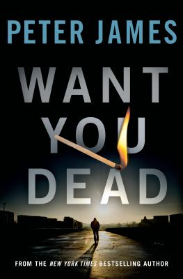 Cover image for Want you dead