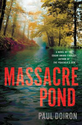 Cover image for Massacre pond