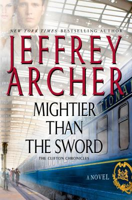 Cover image for Mightier than the sword