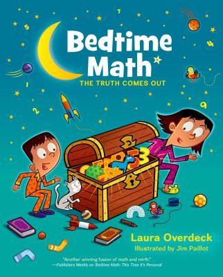 Cover image for Bedtime math. The truth comes out