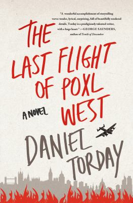 Cover image for The last flight of Poxl West