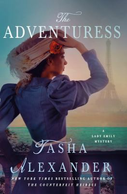 Cover image for The Adventuress : a Lady Emily mystery